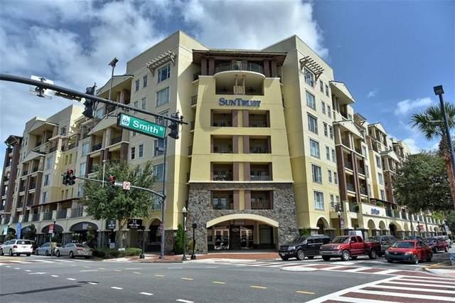 630 Vassar Street #2402, Orlando, FL 32804 (MLS #O5895099) :: The Light Team