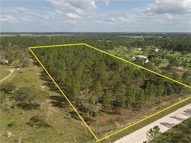0 140TH Avenue, Morriston, FL 32668 (MLS #O5895160) :: Rabell Realty Group