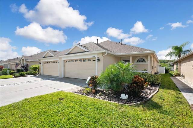 19141 Weymouth Drive, Land O Lakes, FL 34638 (MLS #O5895248) :: Rabell Realty Group