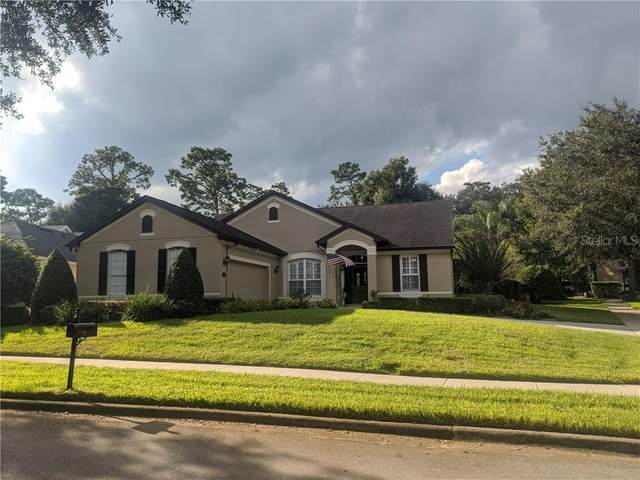 310 W Lake Victoria Circle, Deland, FL 32724 (MLS #O5895295) :: Griffin Group