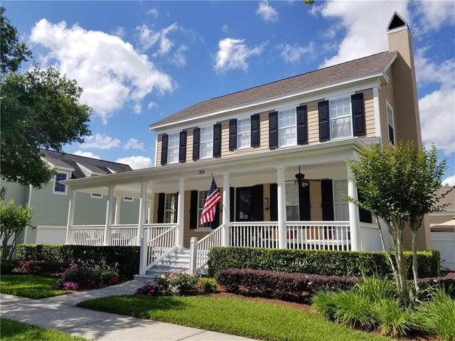 308 N Village Street, Celebration, FL 34747 (MLS #O5895306) :: Florida Real Estate Sellers at Keller Williams Realty