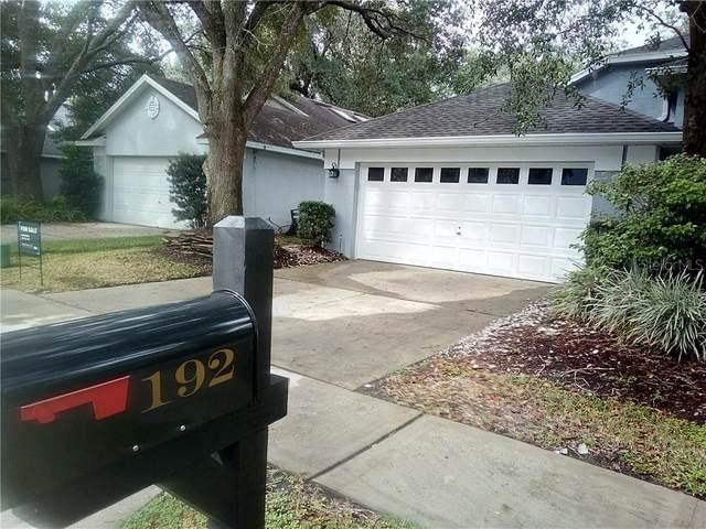 192 Easton Circle, Oviedo, FL 32765 (MLS #O5895400) :: Tuscawilla Realty, Inc
