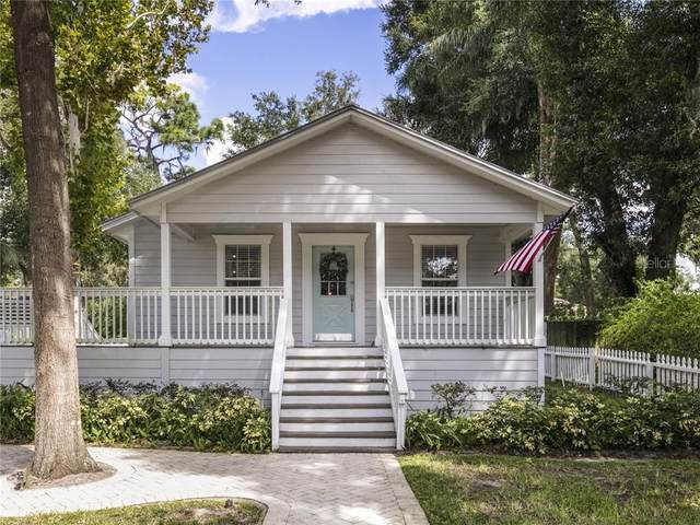 803 Main Street, Windermere, FL 34786 (MLS #O5895430) :: Griffin Group
