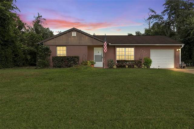 2856 Foxdale Drive, Deltona, FL 32738 (MLS #O5895550) :: Team Borham at Keller Williams Realty