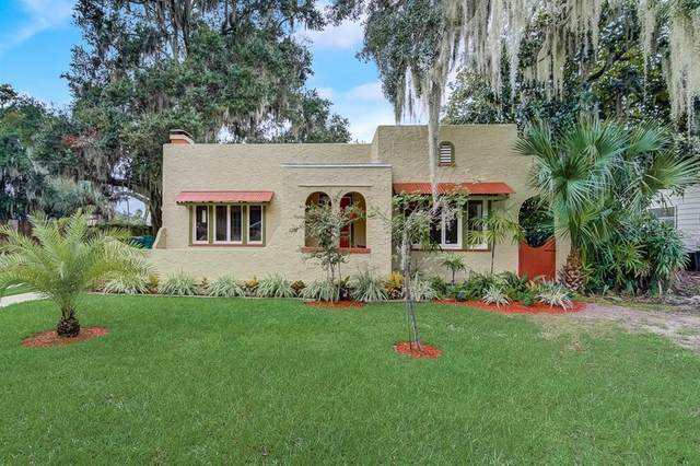 420 N Center Street, Eustis, FL 32726 (MLS #O5895579) :: Premium Properties Real Estate Services