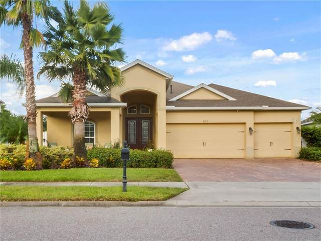 2027 Sandy Garden Lane #55, Winter Garden, FL 34787 (MLS #O5895636) :: Team Bohannon Keller Williams, Tampa Properties