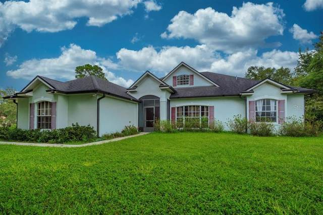 2169 Brewster Drive, Deltona, FL 32738 (MLS #O5895639) :: Team Bohannon Keller Williams, Tampa Properties