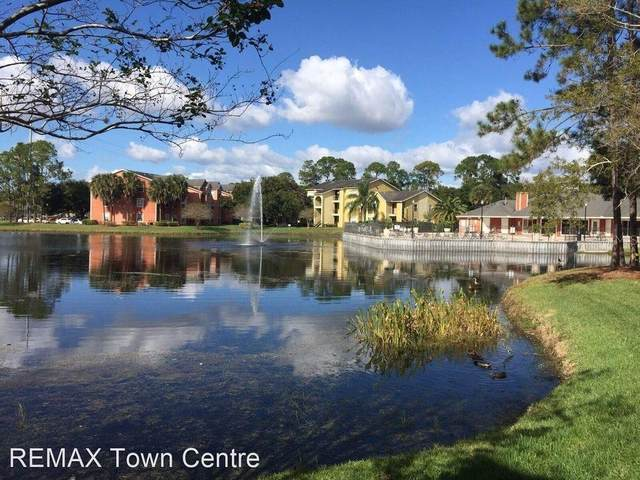 4768 Walden Circle #32, Orlando, FL 32811 (MLS #O5895659) :: Dalton Wade Real Estate Group
