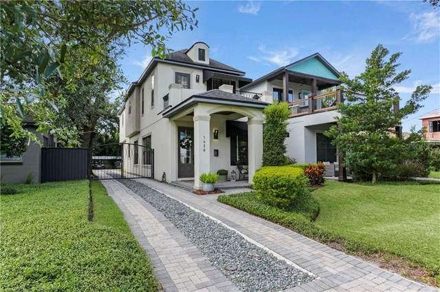 1420 Miller Avenue, Winter Park, FL 32789 (MLS #O5895703) :: Delta Realty, Int'l.