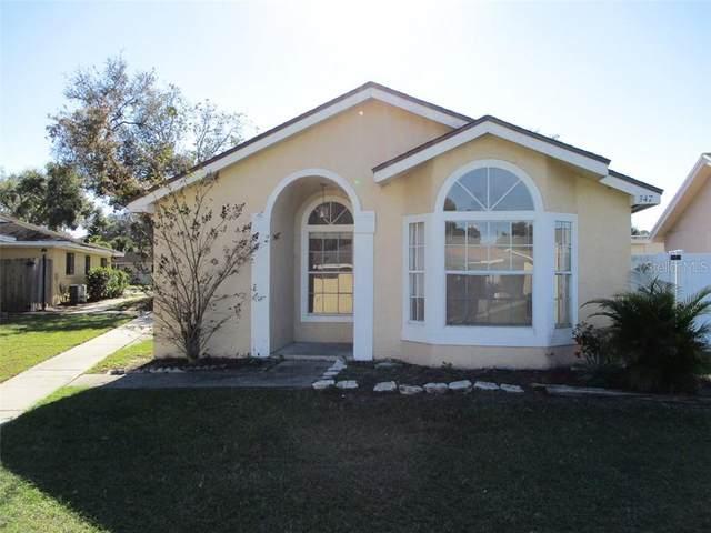 347 San Rafael Street, Winter Springs, FL 32708 (MLS #O5895844) :: Carmena and Associates Realty Group