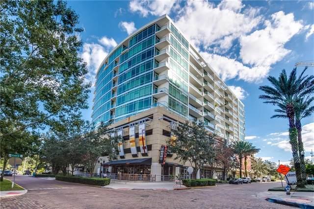 101 S Eola Drive #801, Orlando, FL 32801 (MLS #O5895972) :: Premium Properties Real Estate Services