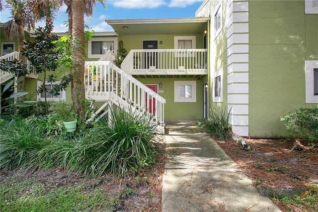 4126 Plantation Cove Drive #304, Orlando, FL 32810 (MLS #O5896127) :: Your Florida House Team