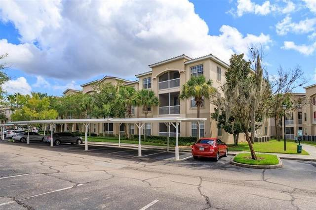 3051 Greystone Loop #307, Kissimmee, FL 34741 (MLS #O5896614) :: Keller Williams on the Water/Sarasota
