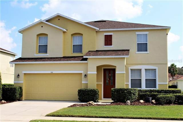 551 First Cape Coral Drive, Winter Garden, FL 34787 (MLS #O5897133) :: Real Estate Chicks