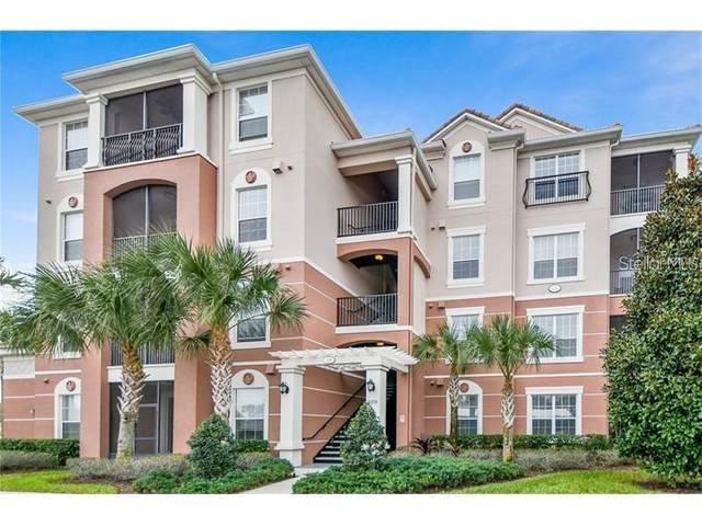8306 Portofino Drive #304, Davenport, FL 33896 (MLS #O5897156) :: Cartwright Realty