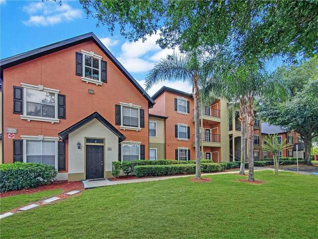 5957 Westgate Drive #1922, Orlando, FL 32835 (MLS #O5897200) :: Carmena and Associates Realty Group