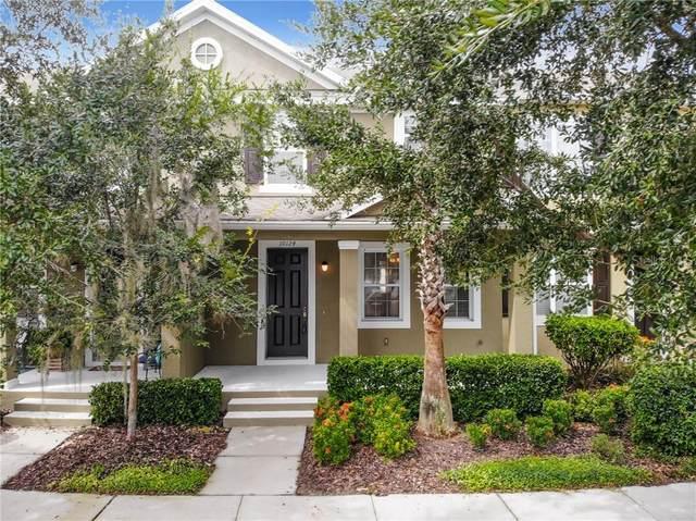10124 Sandstone Pond Way, Orlando, FL 32827 (MLS #O5897274) :: Florida Life Real Estate Group