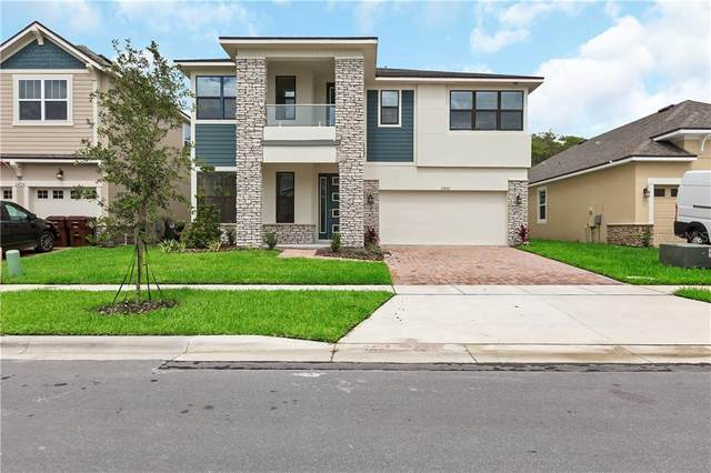 2432 Varenna Loop Lot 5775, Kissimmee, FL 34741 (MLS #O5897404) :: Delta Realty, Int'l.