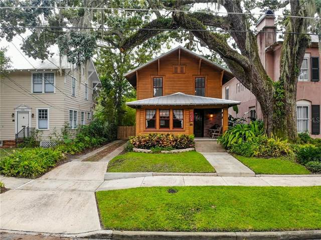 602 E Amelia Street, Orlando, FL 32803 (MLS #O5897416) :: Frankenstein Home Team