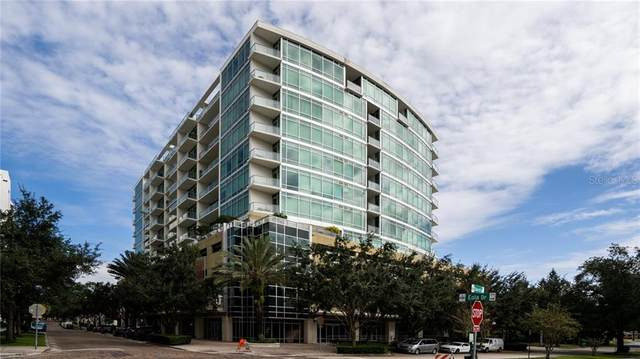 101 S Eola Drive #1016, Orlando, FL 32801 (MLS #O5897423) :: The Light Team