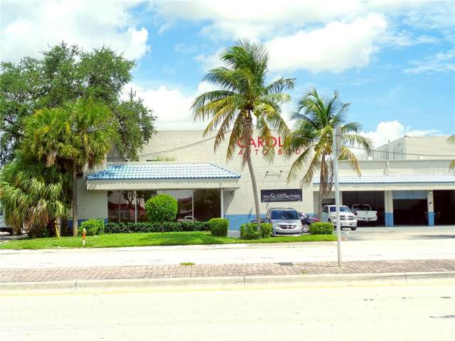 1101 W Commercial Boulevard, Fort Lauderdale, FL 33309 (MLS #O5897424) :: The Duncan Duo Team