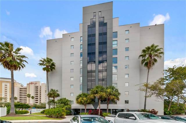 6165 Carrier Drive #1306, Orlando, FL 32819 (MLS #O5897555) :: Realty One Group Skyline / The Rose Team