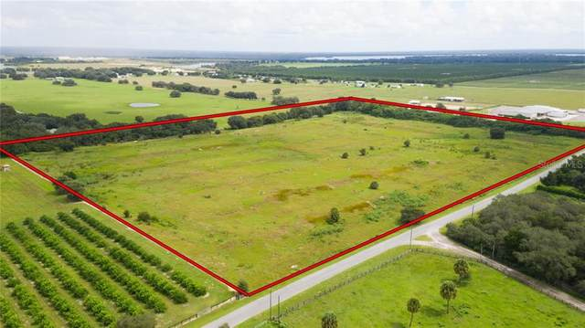 White Clay Pit Road, Haines City, FL 33844 (MLS #O5897596) :: Griffin Group