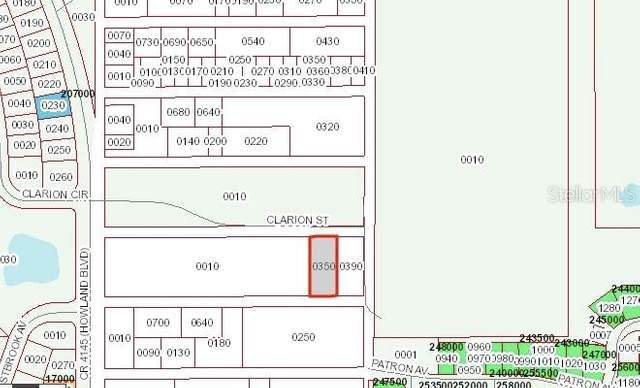 Clarion Street, Deltona, FL 32738 (MLS #O5897643) :: Florida Life Real Estate Group