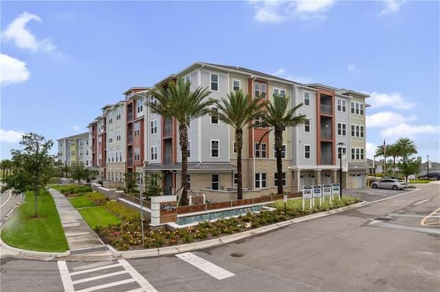 7505 Laureate Boulevard #2301, Orlando, FL 32827 (MLS #O5897685) :: Armel Real Estate