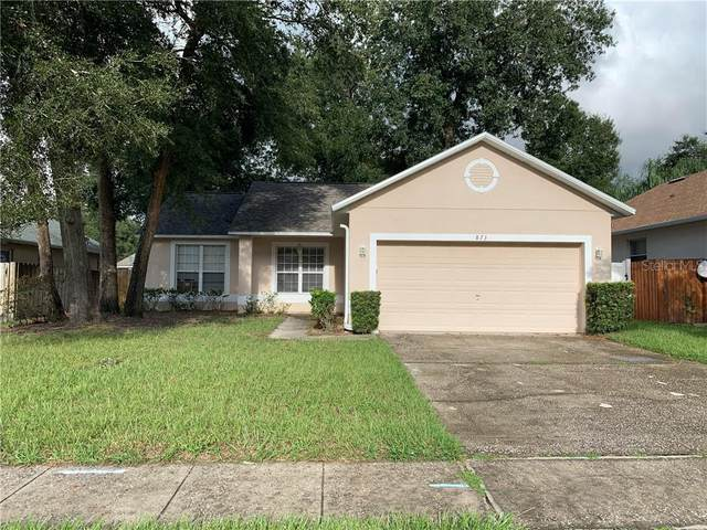 873 Don Wilson Avenue, Apopka, FL 32712 (MLS #O5897721) :: The Duncan Duo Team