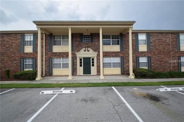 1920 E Edgewood Drive D11, Lakeland, FL 33803 (MLS #O5897767) :: Team Buky