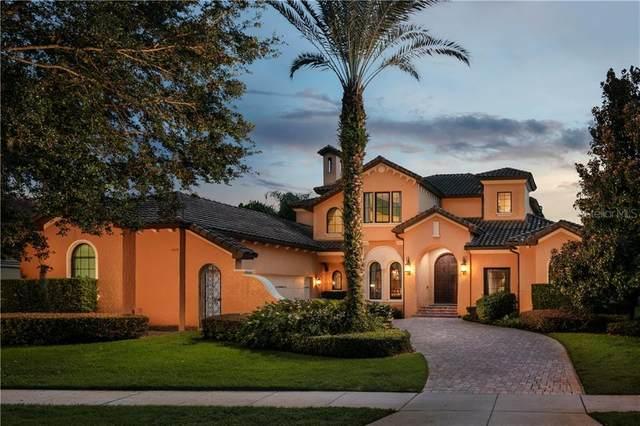 6429 Lake Burden View Drive, Windermere, FL 34786 (MLS #O5898042) :: Florida Life Real Estate Group