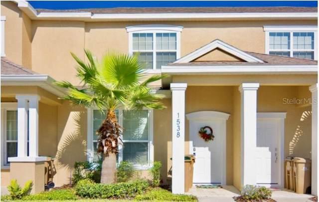 1538 Tranquil Avenue, Clermont, FL 34714 (MLS #O5898241) :: Frankenstein Home Team