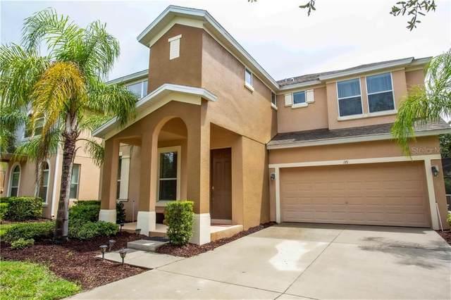 171 Las Fuentes Drive, Kissimmee, FL 34746 (MLS #O5898261) :: Frankenstein Home Team