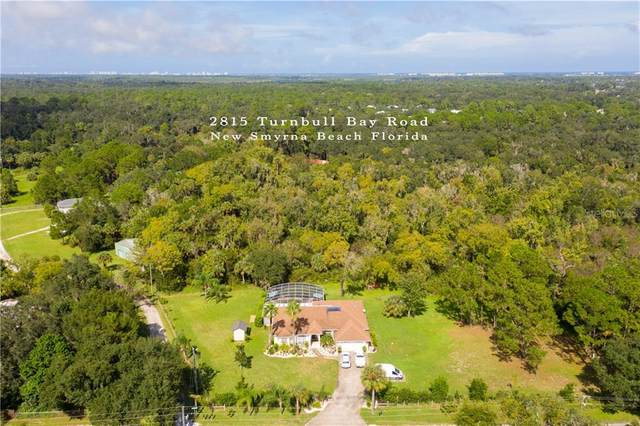New Smyrna Beach, FL 32168 :: Premium Properties Real Estate Services