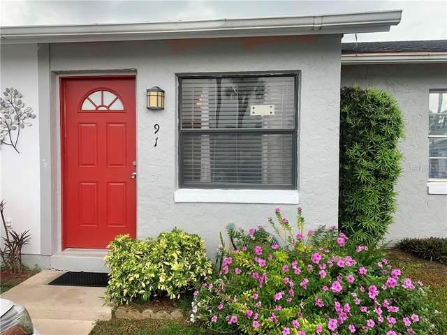 91 Lake Villa Way, Kissimmee, FL 34743 (MLS #O5898596) :: Rabell Realty Group