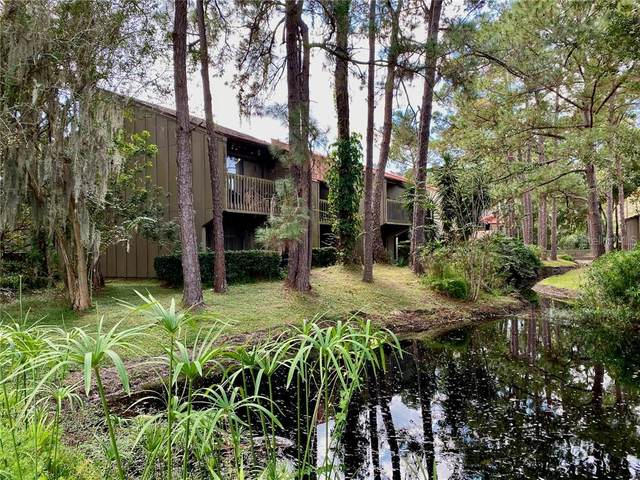 5301 Indian Creek Drive D, Orlando, FL 32811 (MLS #O5898678) :: KELLER WILLIAMS ELITE PARTNERS IV REALTY