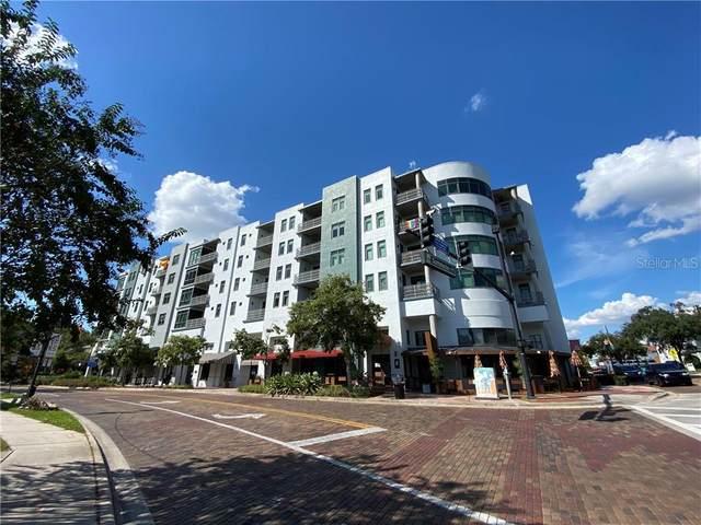 10 N Summerlin Avenue #29, Orlando, FL 32801 (MLS #O5898894) :: Team Pepka
