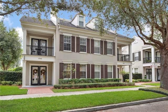 1543 Lake Baldwin Lane 8A, B, C, Orlando, FL 32814 (MLS #O5899044) :: Frankenstein Home Team