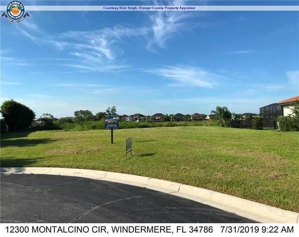 12300 Montalcino Circle, Windermere, FL 34786 (MLS #O5899185) :: Young Real Estate