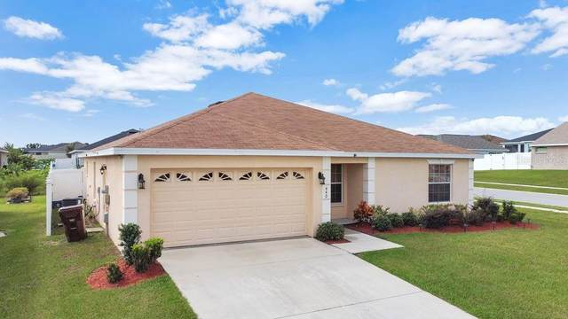 440 Pheasant Drive, Haines City, FL 33844 (MLS #O5899229) :: Griffin Group