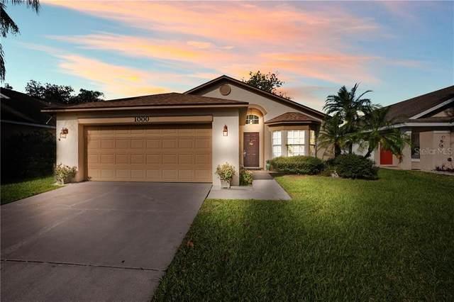 1000 Little Creek Road, Orlando, FL 32825 (MLS #O5899280) :: The Light Team
