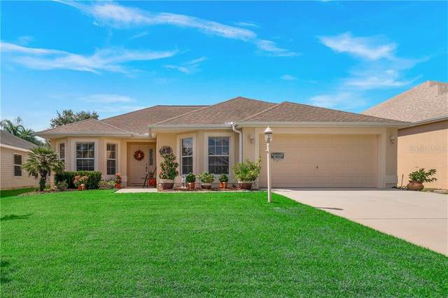 420 Ellenton Run, The Villages, FL 32162 (MLS #O5899353) :: Realty Executives in The Villages