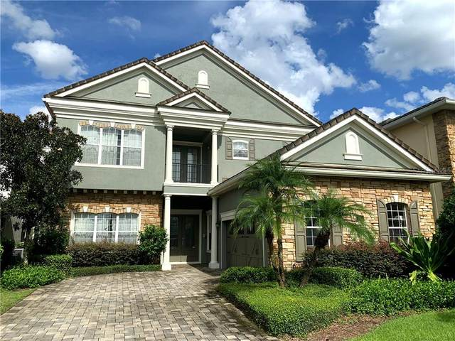 311 Muirfield Loop, Reunion, FL 34747 (MLS #O5899487) :: Key Classic Realty