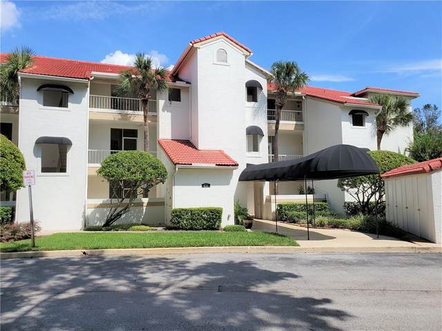 451 Hamptoncrest Circle #303, Lake Mary, FL 32746 (MLS #O5899702) :: Keller Williams on the Water/Sarasota