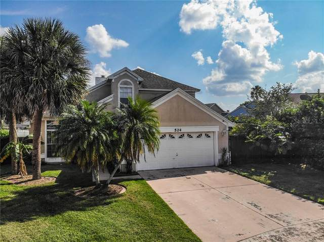 524 Wexdon Court, Lake Mary, FL 32746 (MLS #O5899809) :: Real Estate Chicks