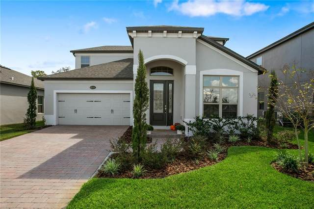 1176 Siboney Street, Saint Cloud, FL 34771 (MLS #O5899843) :: The Duncan Duo Team