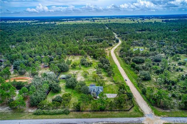 13931 SE 85TH Place, Dunnellon, FL 34431 (MLS #O5899854) :: Griffin Group