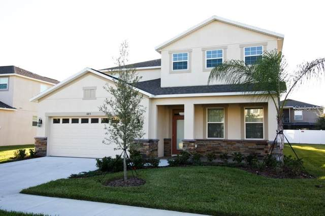 889 Suffolk Place, Davenport, FL 33896 (MLS #O5899889) :: The Paxton Group