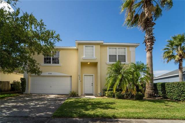 735 Ballyshannon Drive, Davenport, FL 33897 (MLS #O5900009) :: Your Florida House Team
